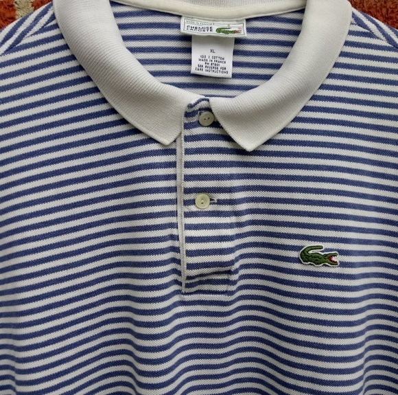 e7ffd61677 Chemise Lacoste Other - Lacoste (made in France)Chemise Lacoste polo shirt